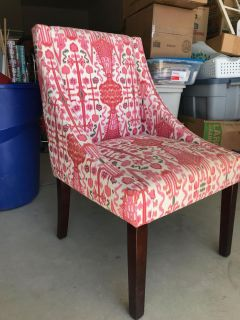 Two Parson s chairs $50 each