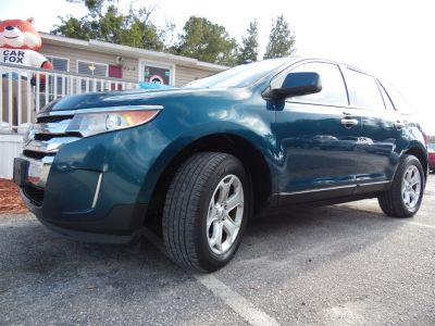 2011 Ford Edge SEL (Blue)