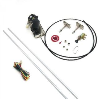 Sell Heavy Duty Power Windshield Wiper Kit with Switch and Harness accessory bbc 956 motorcycle in Portland, Oregon, United States, for US $350.00
