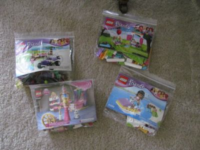 Lego Set-Friends and Disney