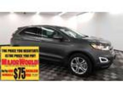 $28500.00 2018 FORD Edge with 16067 miles!