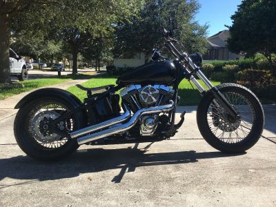 2011 Harley-Davidson SOFTAIL ROCKER C