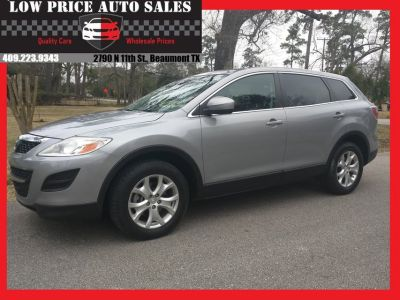 2012 CX-9 AWD - 3rd Row - Only 83K Miles - Loaded - FINANCE w/ Half Down -- NO CREDIT