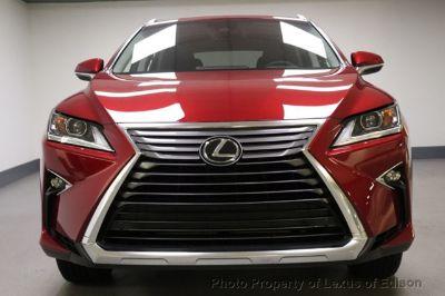 2018 Lexus RX (Matador Red)