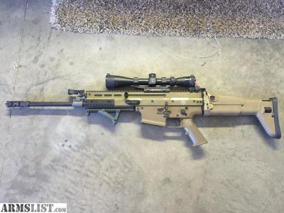 For Sale: Like New SCAR-17S (.308 Win Mag)