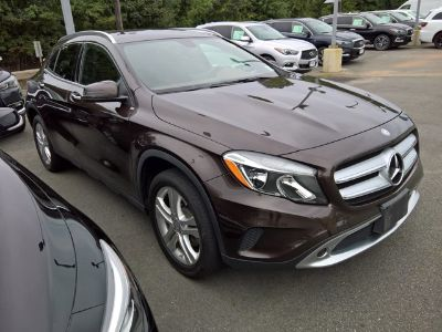2015 Mercedes-Benz GLA-Class GLA 250 (Cocoa Brown Metallic)
