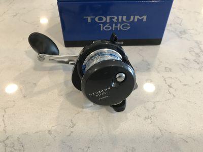 Torium 16HG / (2)Saltist STT6500 s - price drop