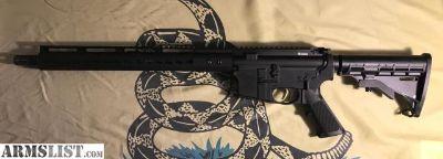For Sale: Bear Creek Arsenal AR15 Side Charging upper