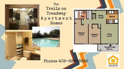 $655, 2br, Swing into our 299 move in special