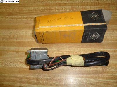 NOS Bay Bus 73-74 Wiper Switch 211955501C