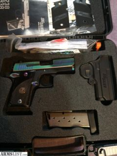 For Sale: SIG SAUER P938 EDGE 9MM