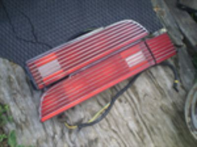 Parts For Sale: 79 80 81 FIREBIRD TRANS AM TAIL LIGHTS 1979 1980 1981 FORMULA RARE OEM 455 400 WITH HARNESS