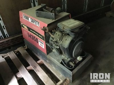Lincoln Electric G8000 Engine Driven Welder