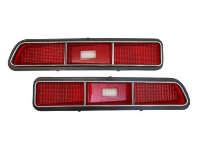 Sell 1969 CAMARO TAIL LIGHT LENSES GM RESTORATION PARTS motorcycle in Fullerton, California, US, for US $99.95