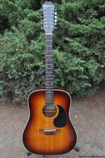 Epiphone Norlin FT160 Texan 12 String Acoustic Guitar