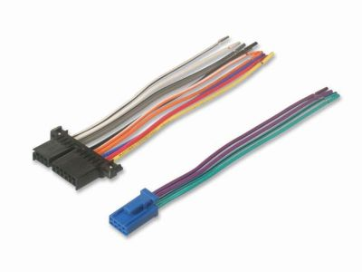 Sell GM PLUGS INTO FACTORY RADIO CAR STEREO CD PLAYER WIRING HARNESS WIRE motorcycle in Oliver Springs, Tennessee, US, for US $5.48