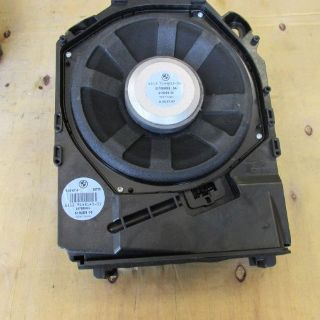 Sell BMW E90 E91 E92 E93 3 SERIES LEFT FRONT UNDER SEAT SPEAKER SUBWOOFER 65139143143 motorcycle in Mesquite, Texas, United States, for US $39.99