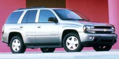 2002 Chevrolet Trailblazer LS (Indigo Blue Metallic)