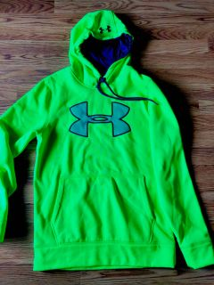 Under Armour Storm hooded sweatshirt