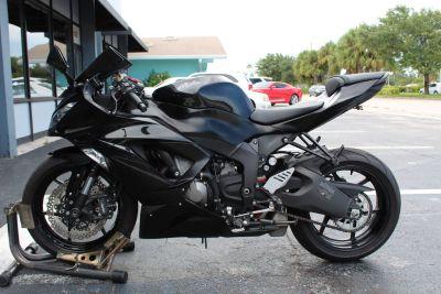 2013 Kawasaki Ninja ZX -6R Supersport Motorcycles Lake Park, FL