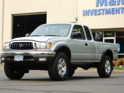 2001 Toyota Tacoma Prerunner V6 (Lunar Mist Metallic)
