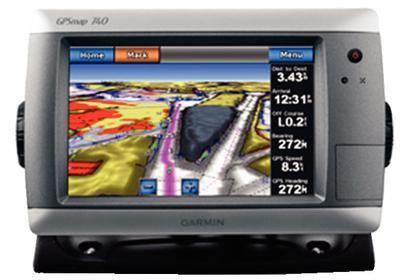 Buy Garmin 0100083502 GPS MAP 740 PLOTTER motorcycle in Stuart, Florida, US, for US $1,255.77