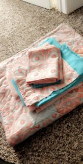 Comforter & Curtains for Baby crib