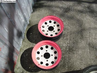 Steel 4 x 130 wheels 13 x 6