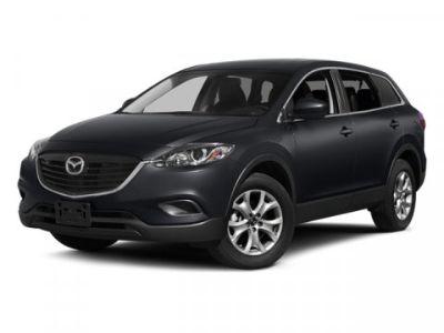 2014 Mazda CX-9 Grand Touring (Meteor Gray Mica)