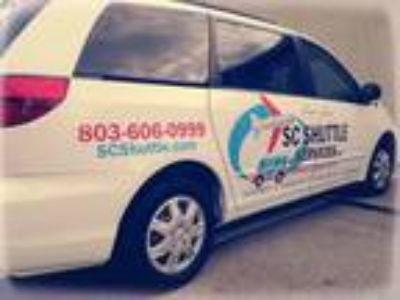 Part Time airport Shuttle van drivers wanted in SC