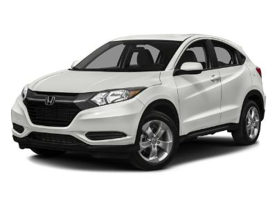 2016 Honda HR-V LX (Modern Steel Metallic)