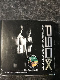 P90X Extreme Home Fitness (The Workouts 12 Disc set)