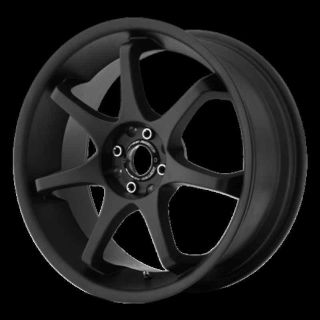 "Find 16"" WHEELS RIMS MOTEGI MR125 SATIN BLACK NEON GRAND AM XD SEBRING VIBE IMPREZA motorcycle in Addison, Illinois, US, for US $509.00"