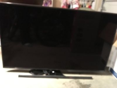 "55 inch Samsung TV ""BROKEN"""
