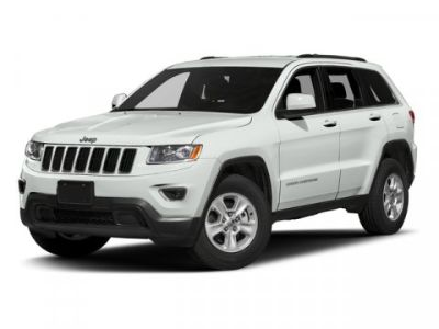 2016 Jeep Grand Cherokee Laredo (Brilliant Black Crystal Pearlcoat)