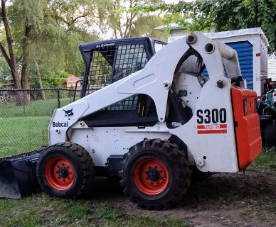 2004 S300 turbo Bobcat