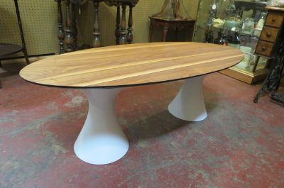 SALE! MCM style High Tower Martini coffee table