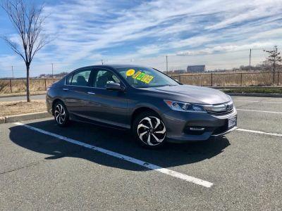 2016 Honda ACCORD SEDAN 4dr I4 CVT EX (Gray)