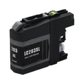 Compatible Ink Cartridge To Replace Brother LC203BK   |   Atlantic Inkjet
