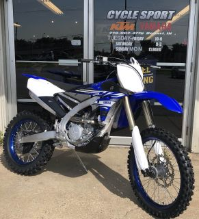 2019 Yamaha YZ250FX Competition/Off Road Motorcycles Hobart, IN