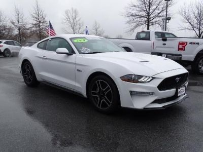 2019 Ford Mustang (YZ OXFORD WHITE)