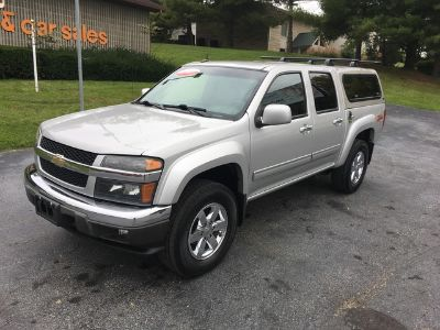 2011 Chevrolet Colorado 2LT
