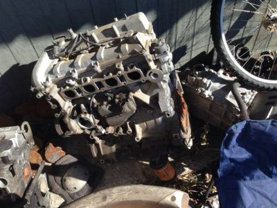 1 Ford Ranger Engines and 1 Transmission (manual)
