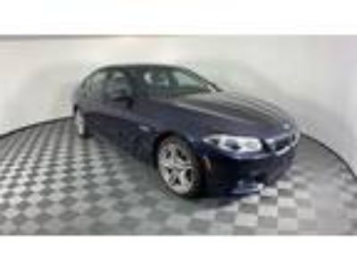 used 2015 BMW 5-Series for sale.