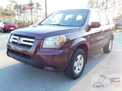 2008 Honda Pilot VP (Maroon Or Burgundy)