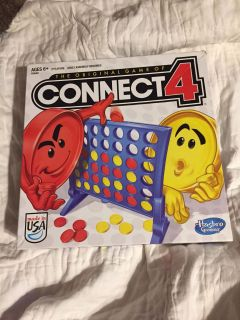 Connect Four. NEW!!