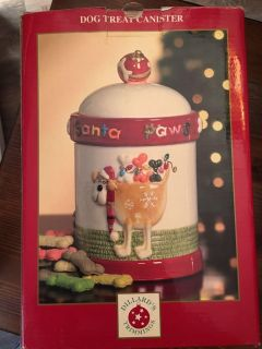 Treat jar for dogs
