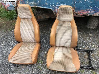 1978-1983 911 sc seats pair