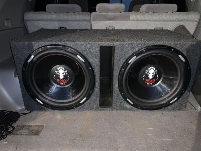 2 15 s and 5000w amp
