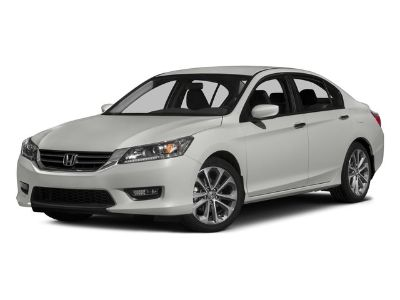 2015 Honda Accord Sport (San Marino Red)